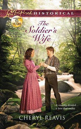 REVIEW:  The Soldier's Wife by Cheryl Reavis