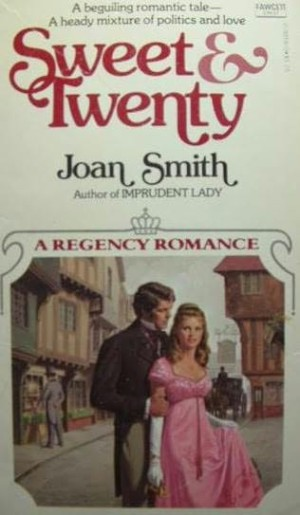 REVIEW:  Sweet and Twenty by Joan Smith