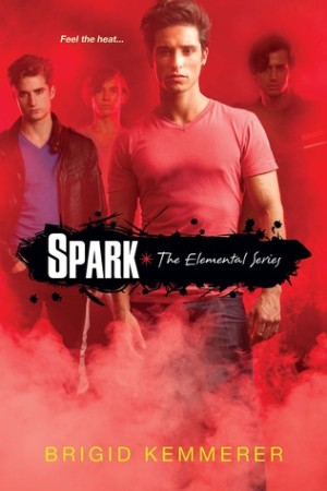 REVIEW:  Spark by Brigid Kemmerer