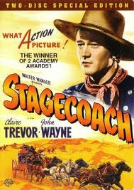 Friday Film Review: Stagecoach
