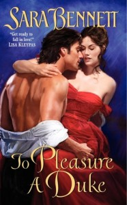 To Pleasure a Duke (The Husband Hunters Club #3) by Sara Bennett