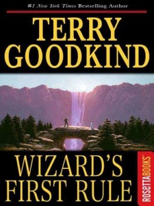 Wizard's First Rule Terry Goodkind