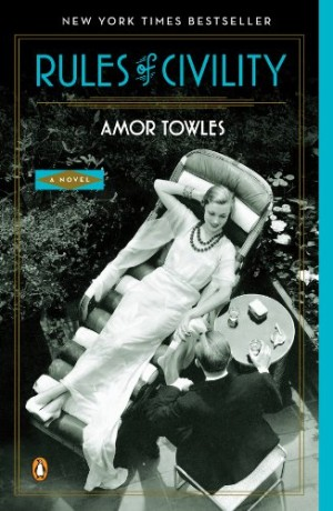 Daily Deals: Rules of Civility by Amor Towles and three others