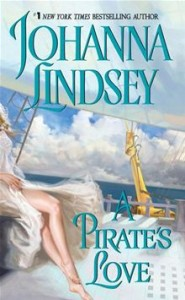 A Pirate's Love  Johanna Lindsey