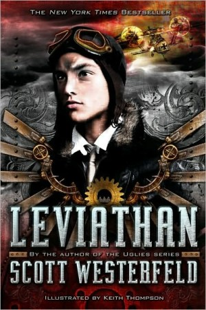 REVIEW:  Leviathan by Scott Westerfeld