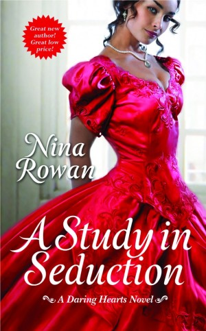 REVIEW:  A Study in Seduction by Nina Rowan