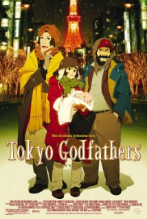 Friday Film Review: Tokyo Godfathers