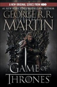 A Game of Thrones by George R.R. Martin