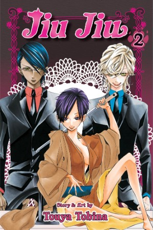 MANGA REVIEW:  Jiu Jiu volume 2 by Touya Tobina