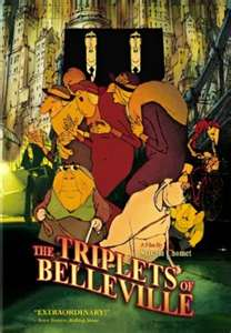 Friday Film Review: The Triplets of Belleville