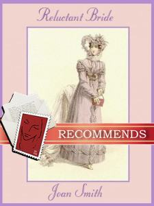 REVIEW:  Reluctant Bride by Joan Smith