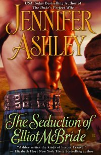 REVIEW:  The Seduction of Elliot McBride by Jennifer Ashley