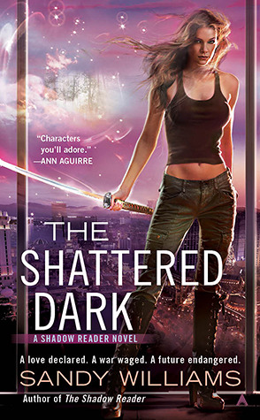 REVIEW:  The Shattered Dark by Sandy Williams