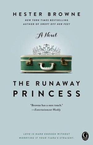 REVIEW:  The Runaway Princess by Hester Browne