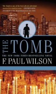 The Tomb (Repairman Jack Series #1/ Adversary Cycle Series #2)      by     F. Paul Wilson