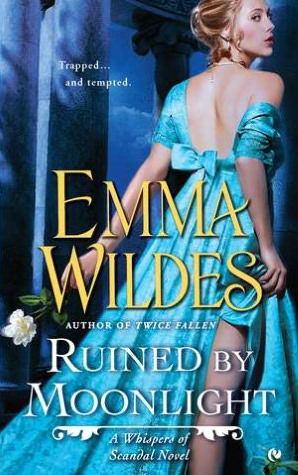 REVIEW:  Ruined by Moonlight by Emma Wildes