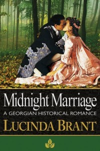 Midnight Marriage: A Georgian Historical Romance (Roxton Series) by Lucinda Brant