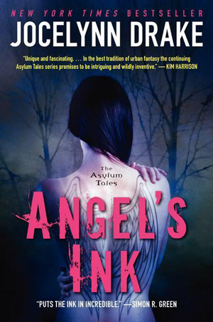 REVIEW:  Angel Ink by Jocelynn Drake