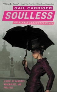 Soulless (The Parasol Protectorate) Gail Carriger