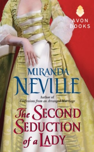 REVIEW:  The Second Seduction of a Lady by Miranda Neville