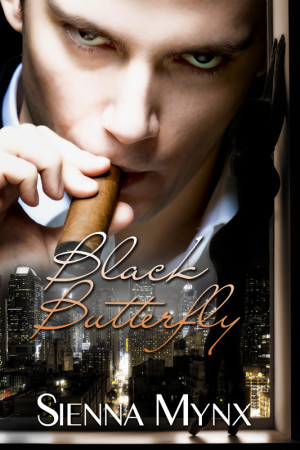 REVIEW:  Black Butterfly by Sienna Mynx