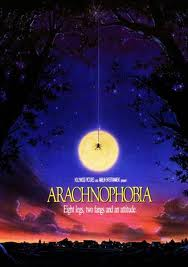 Friday Film Review: Arachnophobia