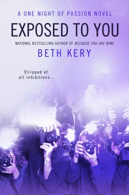 GIVEAWAY & Excerpt of Beth Kery's Exposed to You
