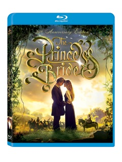 Princess Bride DVD Giveaway