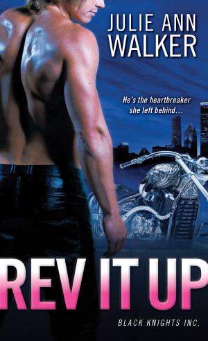 REVIEW:  Rev It Up by Julie Ann Walker