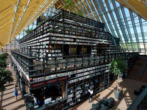 Norwegian library
