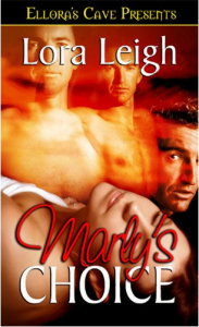 Marly's Choice Lora Leigh