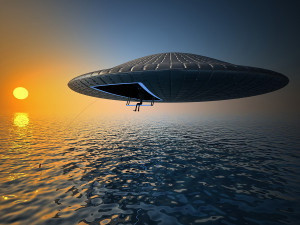 Monday News: The Air Force's (not so) secret flying saucer; Jane Austen scholar fights; mass market still viable