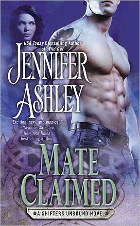 REVIEW:  Mate Claimed by Jennifer Ashley