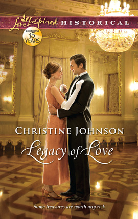 REVIEW:  Legacy of Love by Christine Johnson