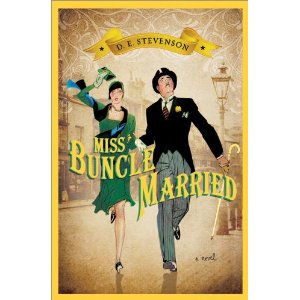 REVIEW:  Miss Buncle Married by D.E. Stevenson