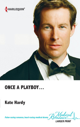 REVIEW: Once a Playboy by Kate Hardy