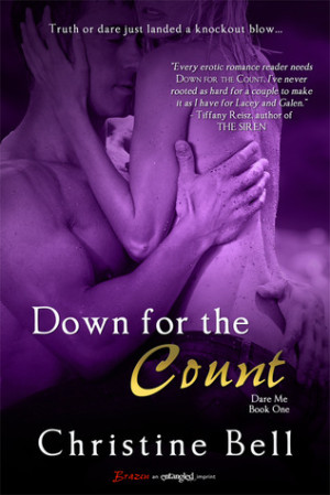 REVIEW:  Down for the Count by Christine Bell