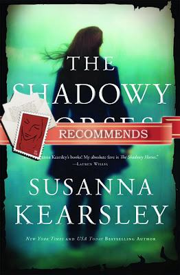 REVIEW and GIVEAWAY:  The Shadowy Horses by Susanna Kearsley