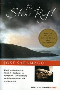 The Stone Raft      by     José Saramago