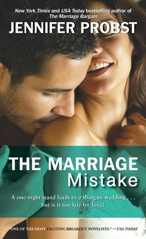 REVIEW:  The Marriage Mistake by Jennifer Probst
