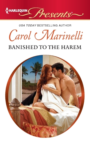 REVIEW:  Banished to the Harem by Carol Marinelli