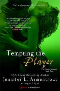 Tempting the Player (Gamble Brothers #2) by J. Lynn