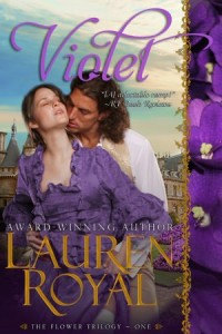 Violet (Flower Trilogy, Book 1)   by     Lauren Royal