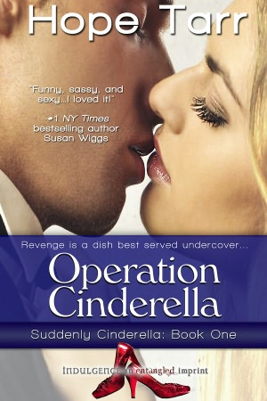 REVIEW:  Operation Cinderella by Hope Tarr