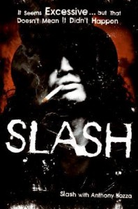 Slash      By: Anthony Bozza, Slash
