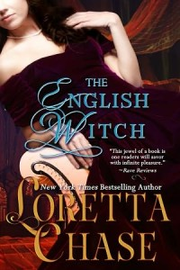 The English Witch Loretta Chase