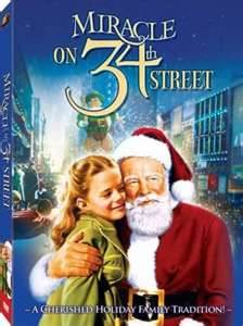 Friday Film Review: Miracle on 34th Street (1947)