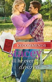 REVIEW:  All He Ever Desired by Shannon Stacey