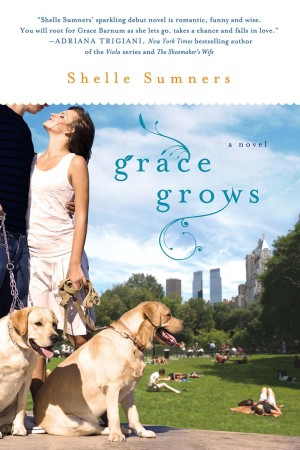 REVIEW:  Grace Grows by Shelle Sumners