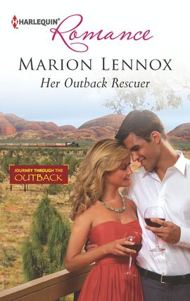 REVIEW:  Her Outback Rescuer by Marion Lennox